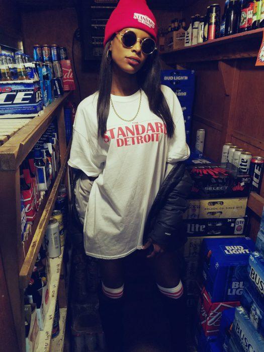 The Standard Tee - Women's Standard T-Shirts - The Standard Detroit